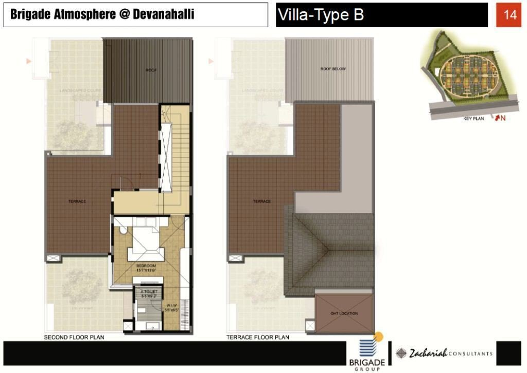 4 BHK Villa Type B Property First