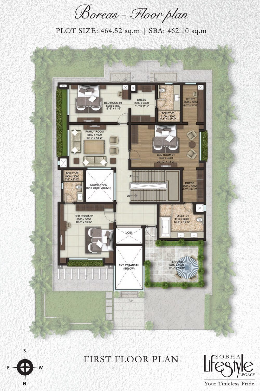 First Floor Plan Property First