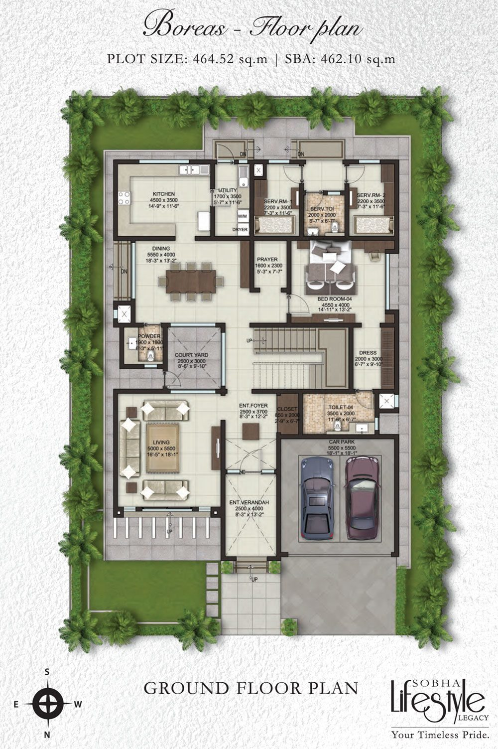Ground Floor Plan Property First